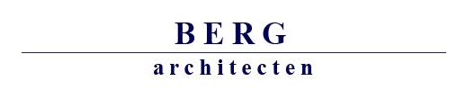 Logo berg architecten